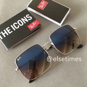 Ray-Ban Rb1971 Square Sunglasses